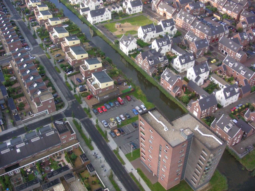 Aerfotos Deltaweg, Hoofddorp Floriande, NL, 2006-10-01