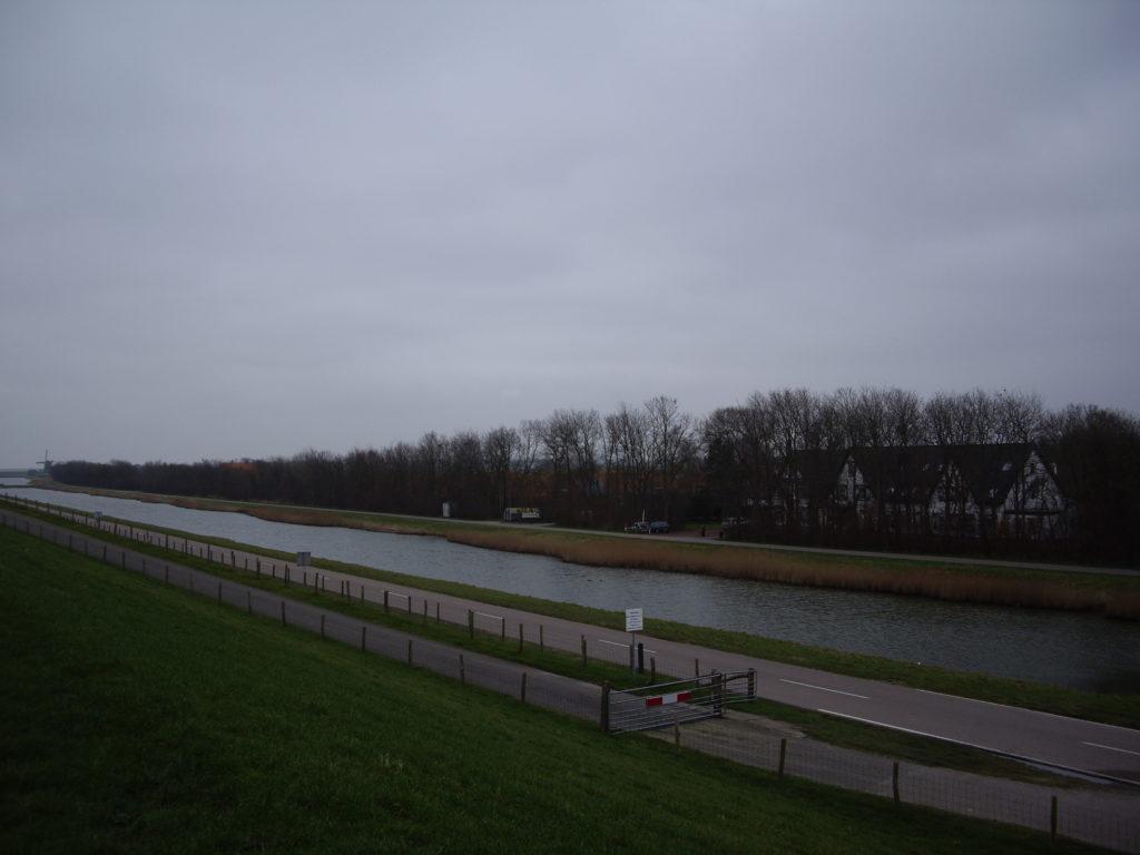 Aerfotos Hotel Prins Hendrik, Oost Texel, NL, 2007-02-18