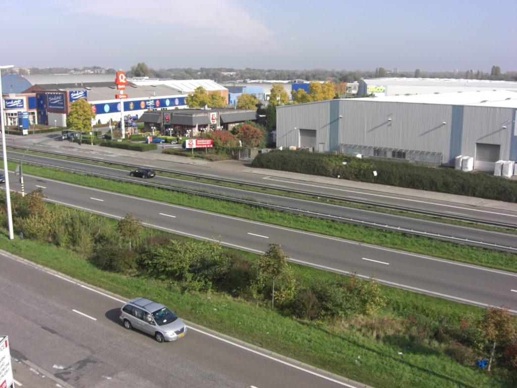 Aerfotos Quick en Saniland, A12, Antwerpen, BE, 2008-10-12