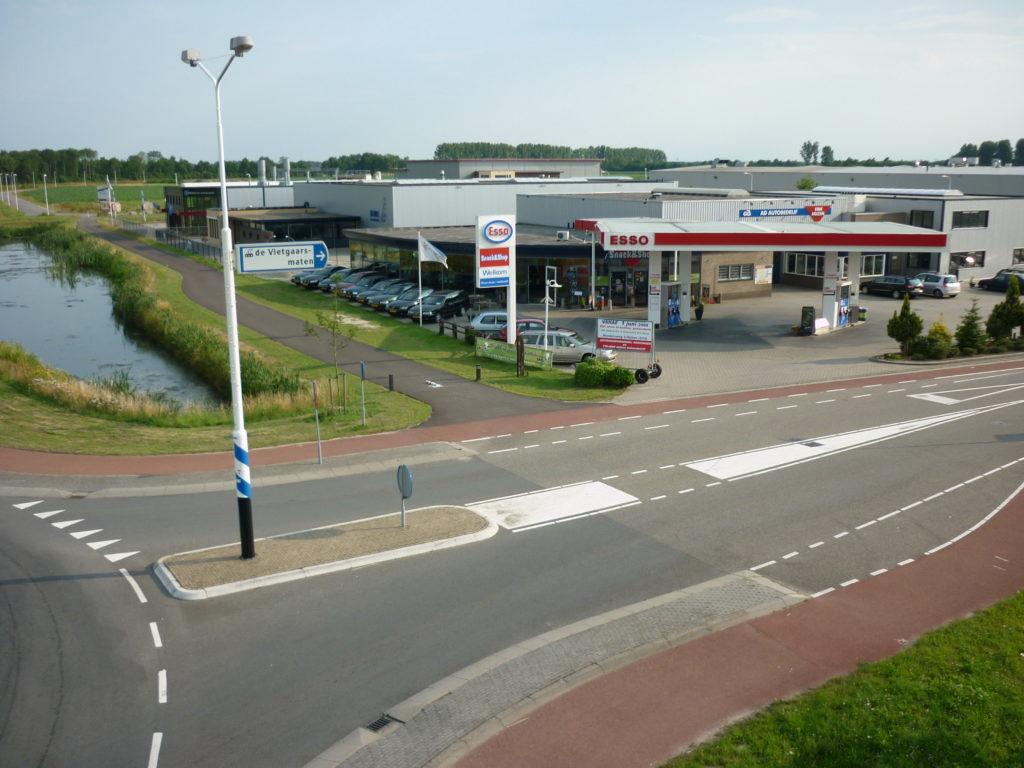 Aerfotos Autobedrijf Erik Huzen, Handelsweg, Holten, NL, 2009-07-05