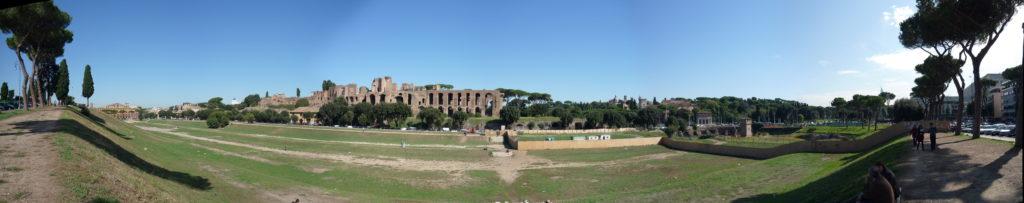 Panoramas Rome, IT, 2009-10-15