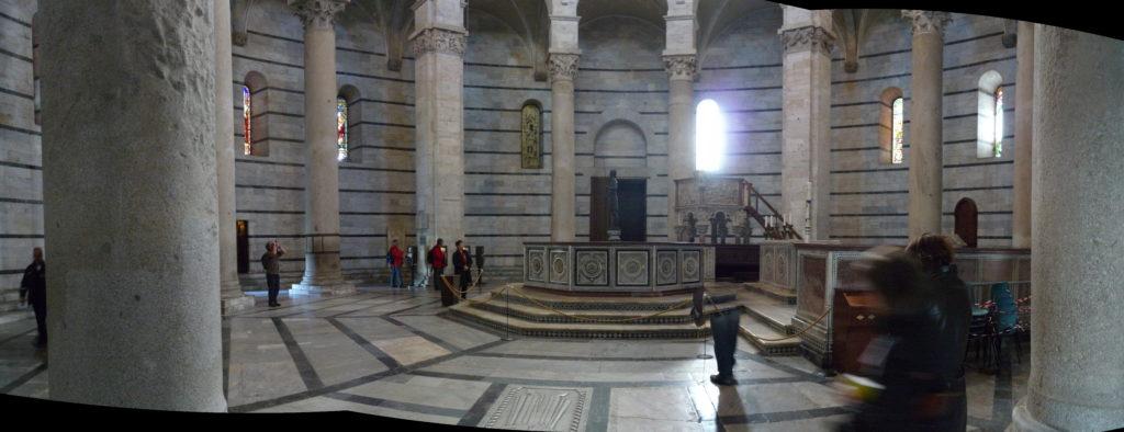 Panoramas Pisa, IT, 2009-10-19
