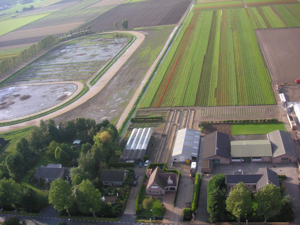 Aerfotos Spieringweg, Zwaanshoek, NL, 2006-10-01