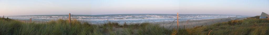 Panoramas Utah Beach, Normandy, FR, 2008-09-26