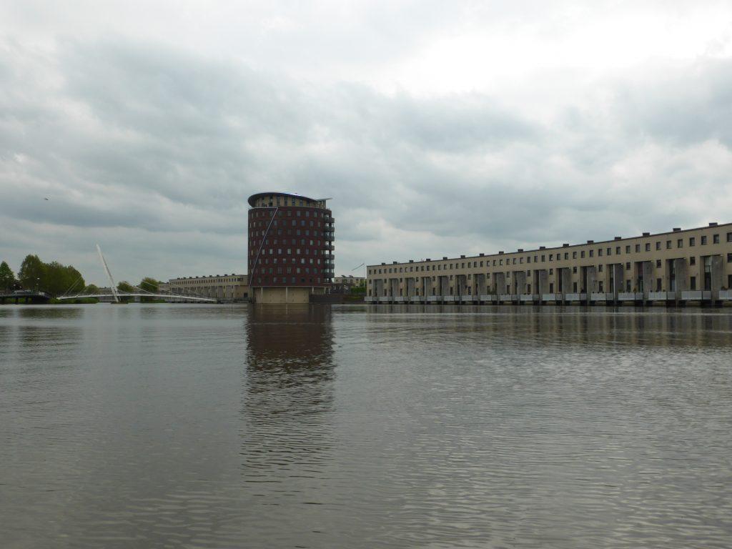 Kayaking tour: Nieuw-Vennep Getsewoud